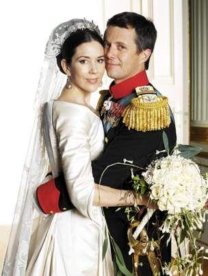 Frederik og Mary