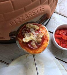 De lekkerste recepten voor de Pizzarette - Francesca Kookt