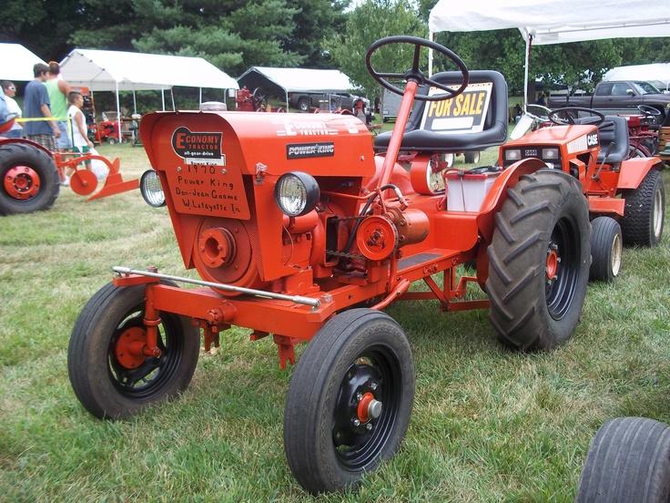Economy tractor