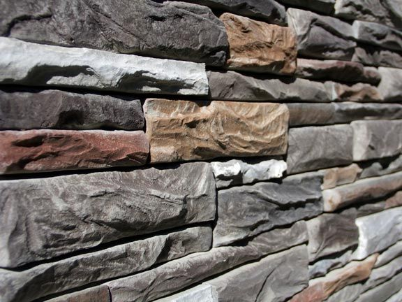 m rock stone manufacturing i series stone installs with screws i series stone pinterest. Black Bedroom Furniture Sets. Home Design Ideas