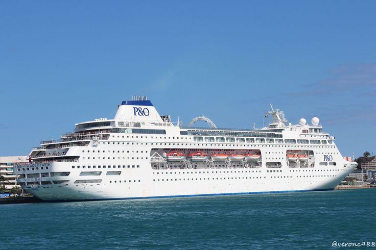 Pacific Pearl (P&O) bateau de croisière reliant Sydney à Nouméa