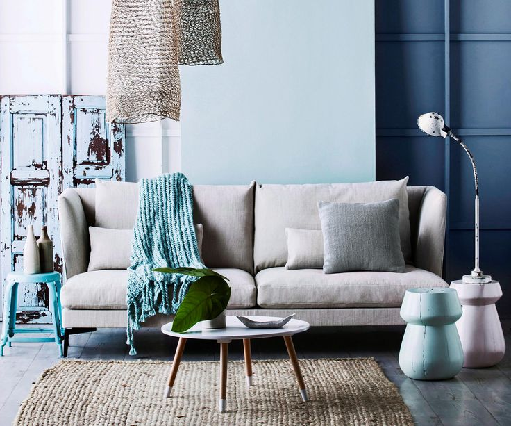 Feel cosy this winter! Create warm and inviting spaces with these subdued hues.