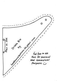 Dribble Bib Pattern.pdf - Google Drive