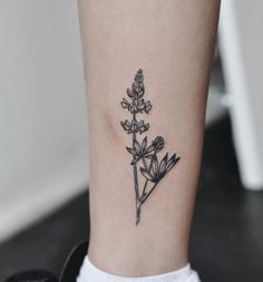 Black Medicine Tattoo