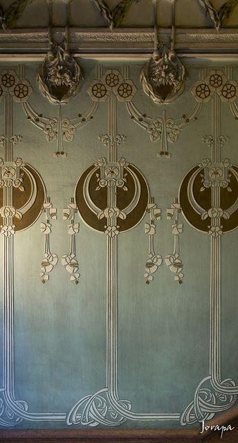 59 Best Art Nouveau Wallpapers Images On Pinterest Art