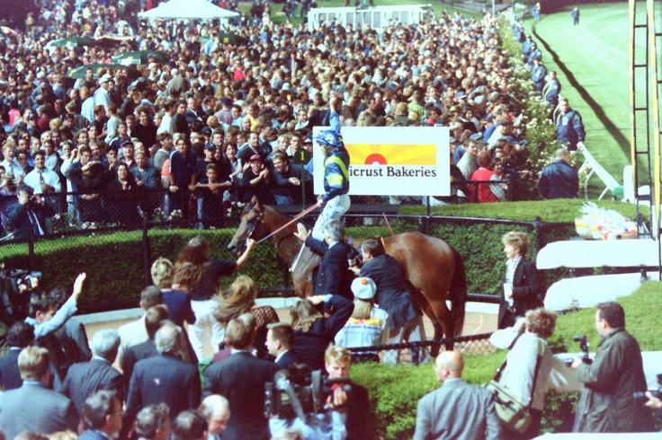 1998 - First metropolitan night race-meeting held at Moonee Valley