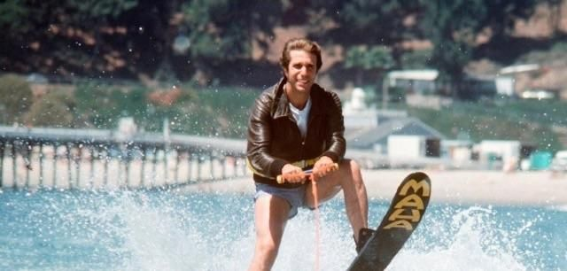 Yearbook pictures have jumped the shark like Fonzie did in 1978.