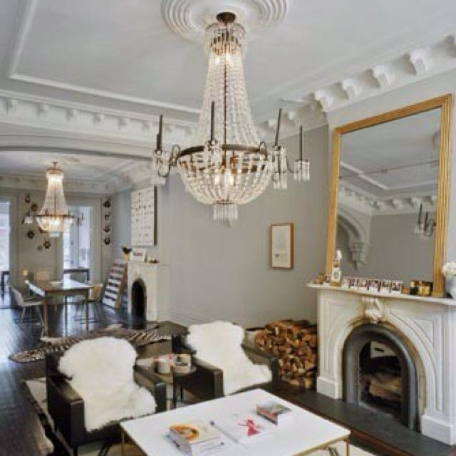 Black gold rooms pinterest gray black gold and cream for Black gold and cream living room ideas