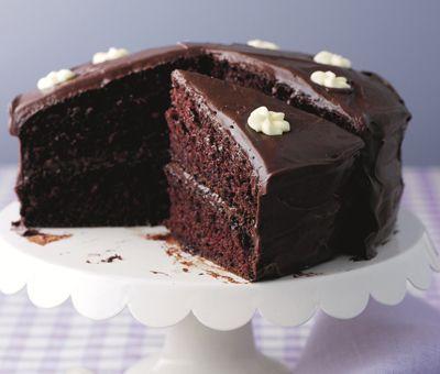 Carnation Hot Chocolate Fudge Cake