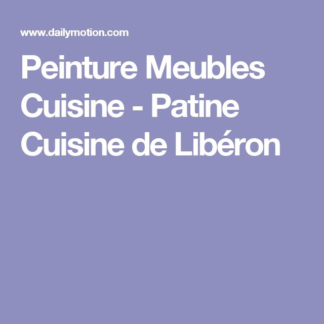 1000 ideas about peinture meuble de cuisine on pinterest for Peinture liberon patine
