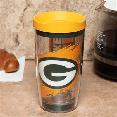 Tervis Tumbler Green Bay Packers 16oz. Wrap Travel Tumbler with ...