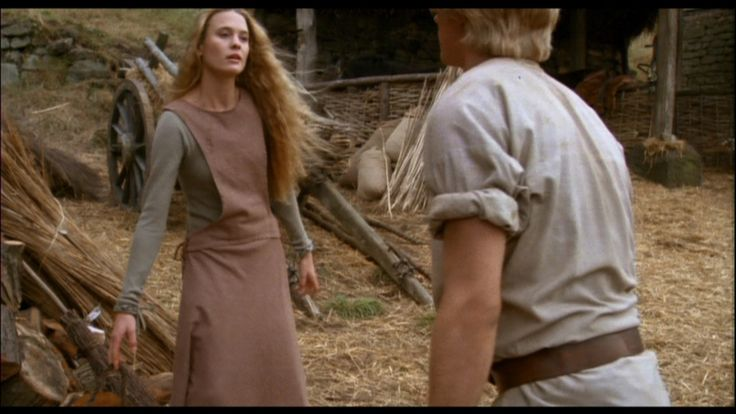 The princess bride farm dress. I could live with that.