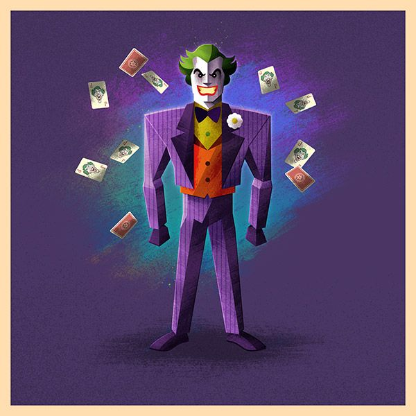 Joker - StarKade: Rogues Series by James White