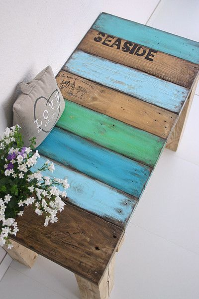 7 best Upcycling-Möbel palet furniture images on Pinterest - wohnideen fürs wohnzimmer
