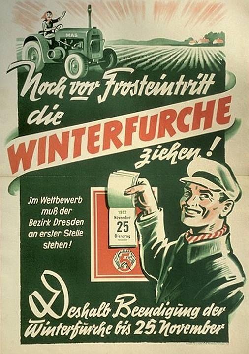 GDR Propaganda | DDR | East germany, Cold war propaganda y ...