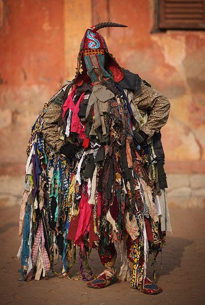Benin voodoo festival, West Africa