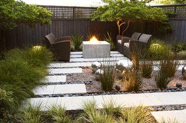 The Impatient Gardener: Discovering garden styles: Modern gardens