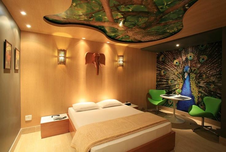 Suíte Safari - Studio A Motel, São Paulo