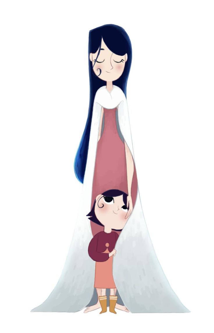 Song of the sea - Mother and daughter