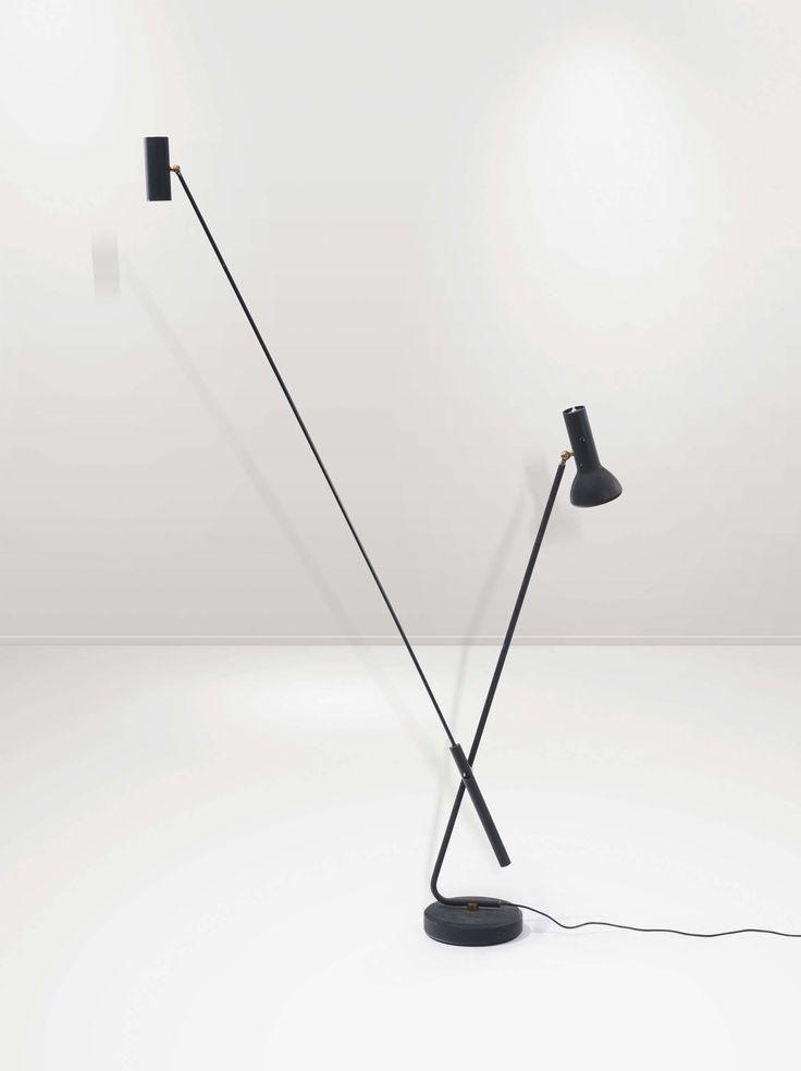 98 best Gino Sarfatti images on Pinterest | Floor lamps ...