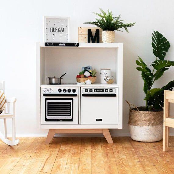 DIY kitchen sticker, play kitchen decal, play kitchen ikea ...