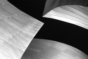 Disney Concert Hall, LA - Limited Edition 1 of 10