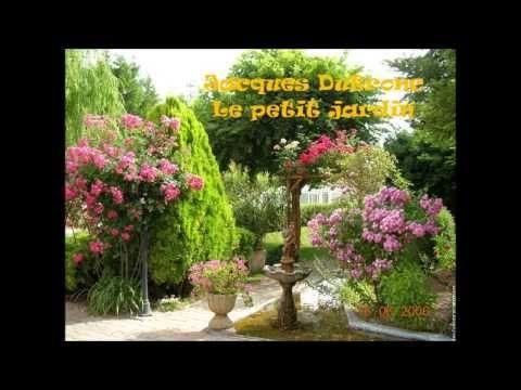 92) Jacques Dutronc Le petit jardin - YouTube | Activités ...