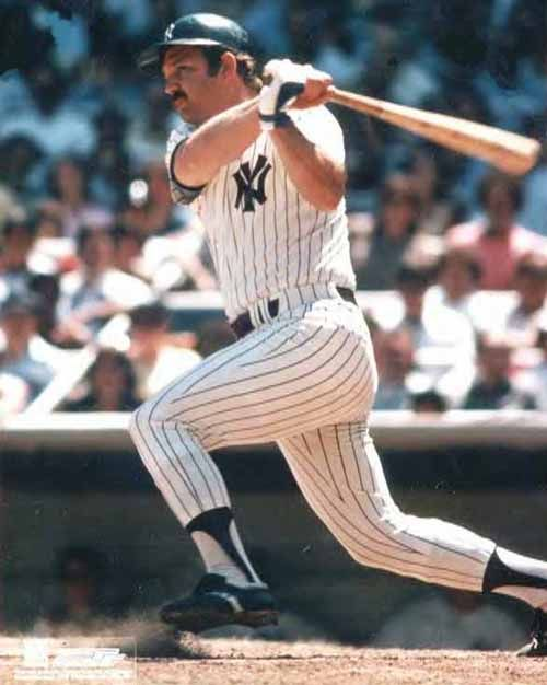 competitive price cd6d5 c4058 15 thurman munson jersey dirt
