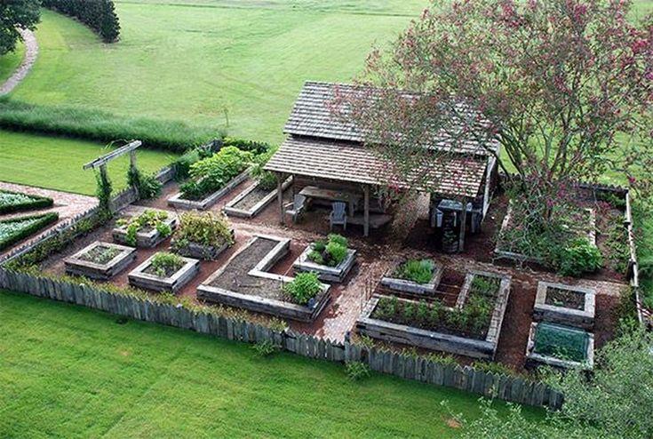 88 Fabulous Yard Vegetable Lawn Design Concepts