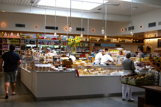 Farmshop in Brentwood, Los Angeles CA