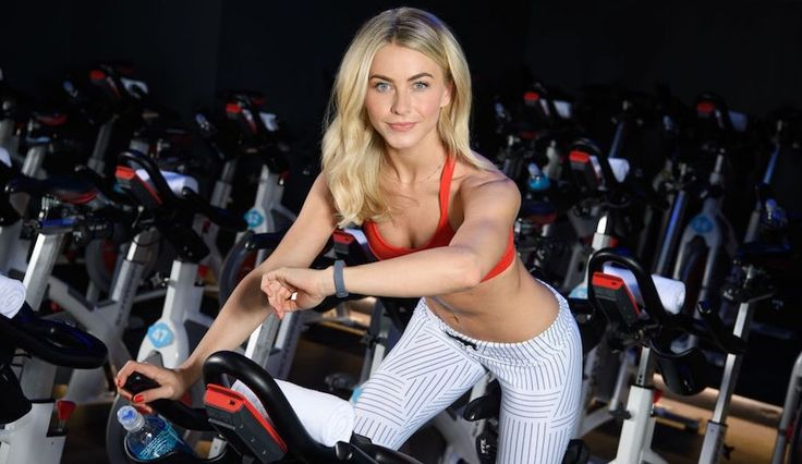 'Dancing With The Stars' Newlywed Julianne Hough Keeps Her Figure Trim By Loving The Carbs