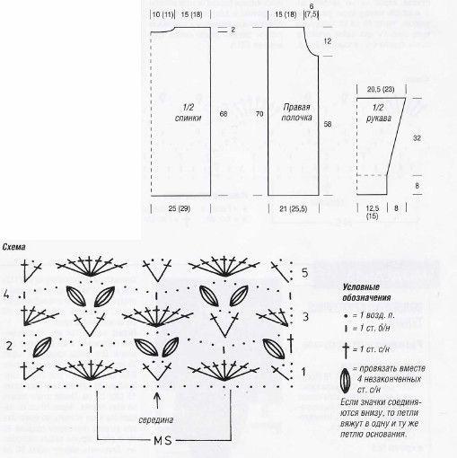 Длинный лиловый жакет | Шкатулочка для рукодельниц