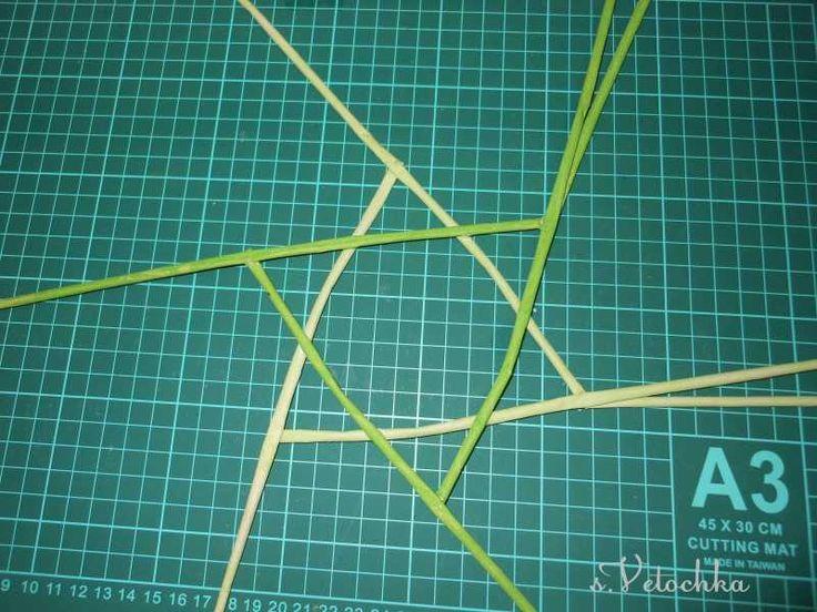 Тема: Мастерская Веточки (50/259) - Плетение из газет и другие рукоделия - Плетение из газет