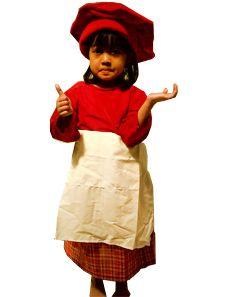 Kostum Anak - Kostum anak memiliki banyak varian atau jenis , di antaranya kostum anak binatang ,kostum anak profesi. Kostum anak profesi kini menjadi banyak pilihan orang tua untuk meng ekspresikan cita-cita anak mereka.