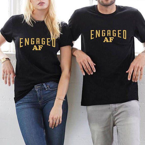 Engaged AF Shirt Engaged AF T-Shirt Engaged AF Tee Engaged