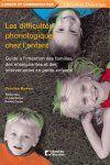Ce guide permettra aux parents, aux éducatrices en garderie et aux enseignantes d'acquérir les connaissances nécessaires pour épauler les orthophonistes dans leur intervention auprès des enfants qui présentent des difficultés phonologiques.