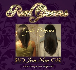 Greenhouse Effect for growing long African American hair. Real Queens Regimen @ Real Queens