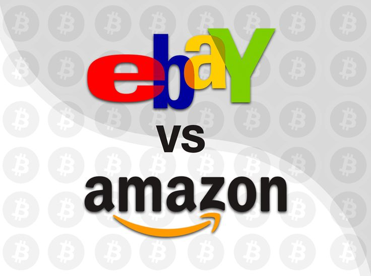 Who will be the first to accept Bitcoin — Amazon.com or eBay? What do you think?