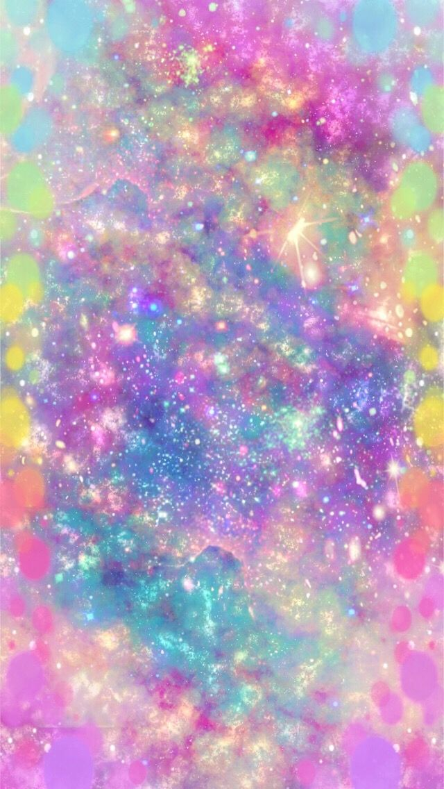 1000 images about phone wallpaperz on pinterest - Colorful galaxy wallpaper ...