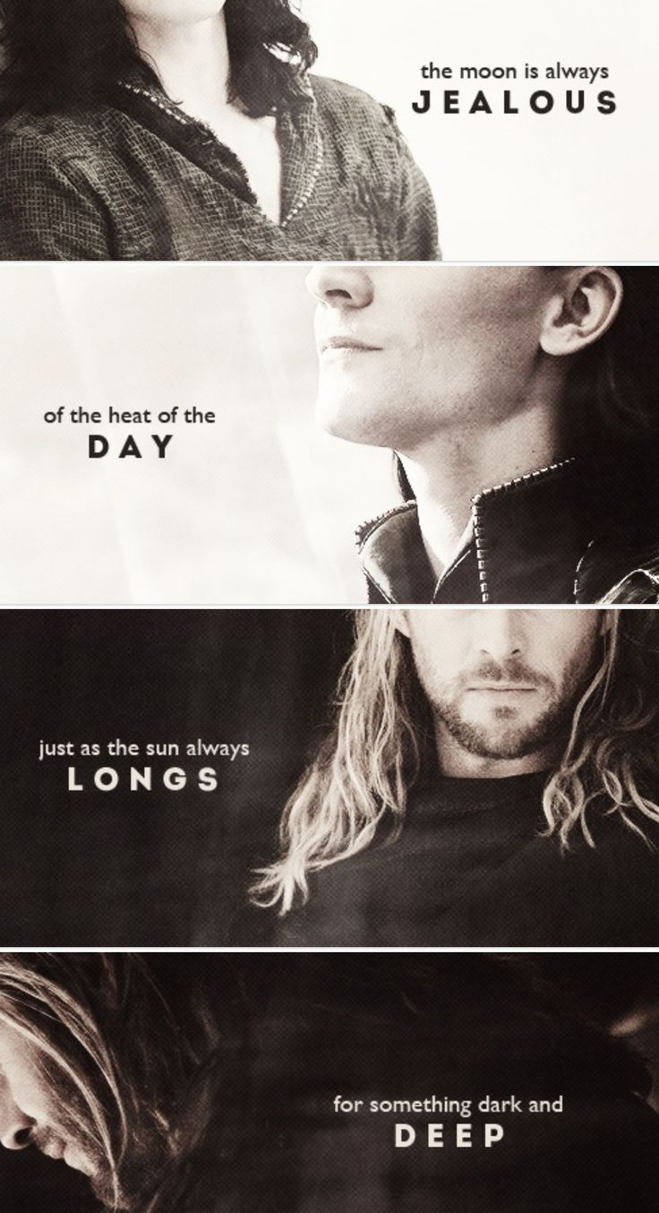 Loki Always Wanted To Be Equal Thor Outshone Meanwhile Loved This Is So Much Deeper That It Seems