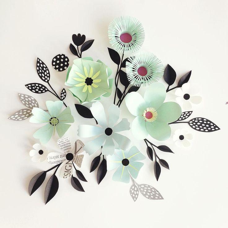 192 best paper flower inspo images on pinterest paper flowers paper crafts hanna nyman paper poetry by stockholm based designer and print designer hanna nyman webshop on website mightylinksfo