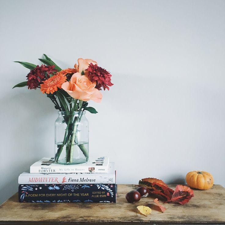 Gorgeous books for autumn.