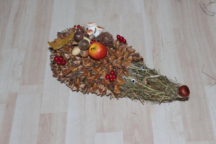 Skupina - Podzim a vše kolem