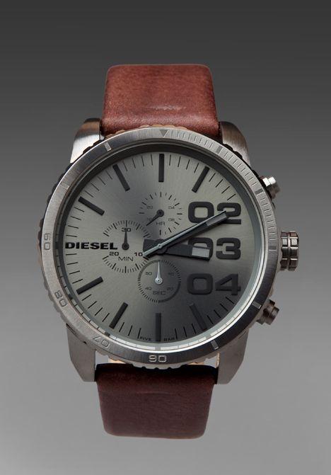 DIESEL DZ4210 Watch in Brown