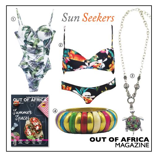Get Shopping with OUT OF AFRICA: SEPTEMBER Issue OUT NOW!  How could you not be …