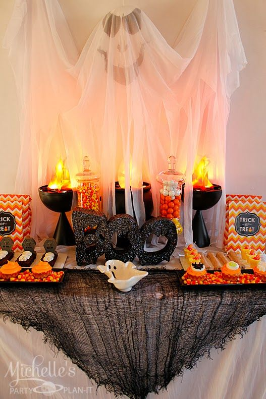 Michelle's Party Plan-It: Boo-tiful Halloween Fun!