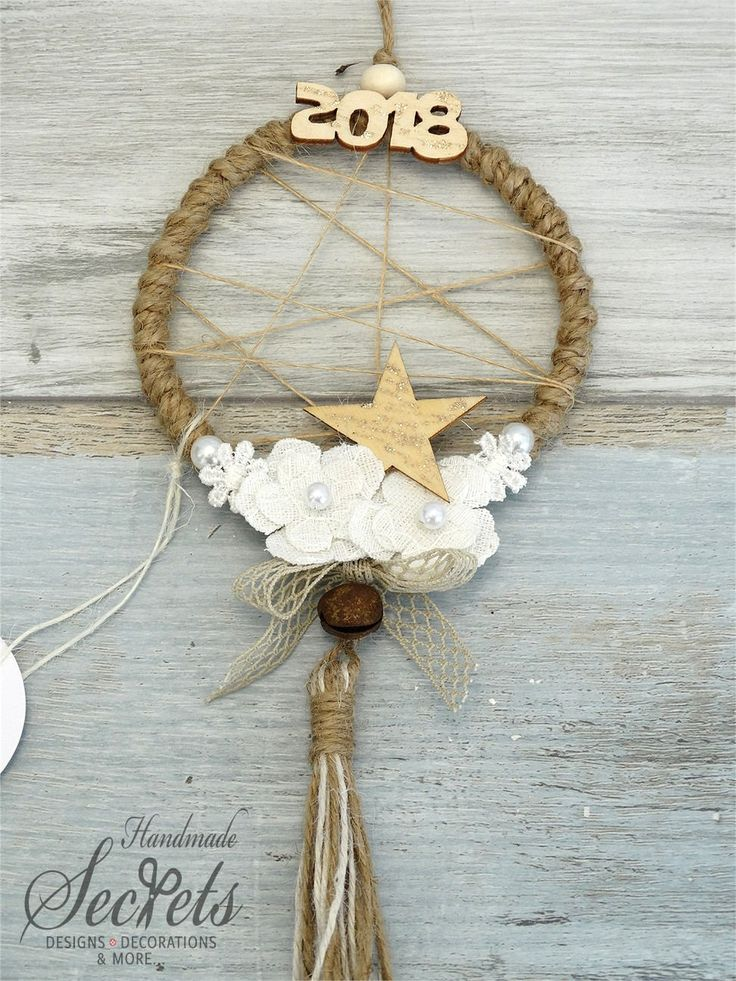 Dream Catcher Christmas decoration Wall hanging xmas decor