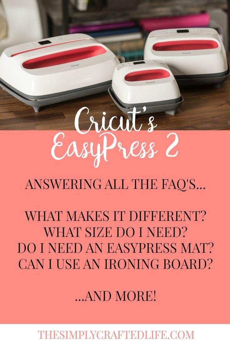 43+ Cricut easypress vs cricut easypress 2 ideas
