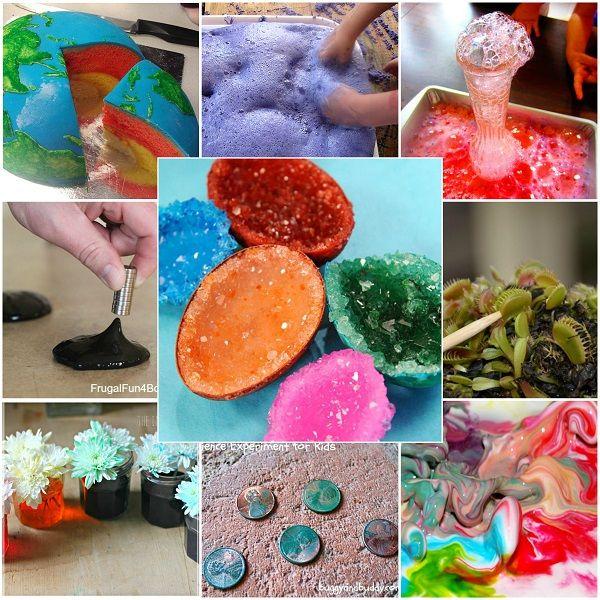 20 verbijsterend wetenschappelijke experimenten die zal verbazen uw kinderen