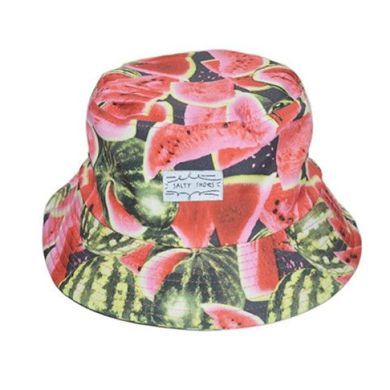 Watermelon Bucket Cap